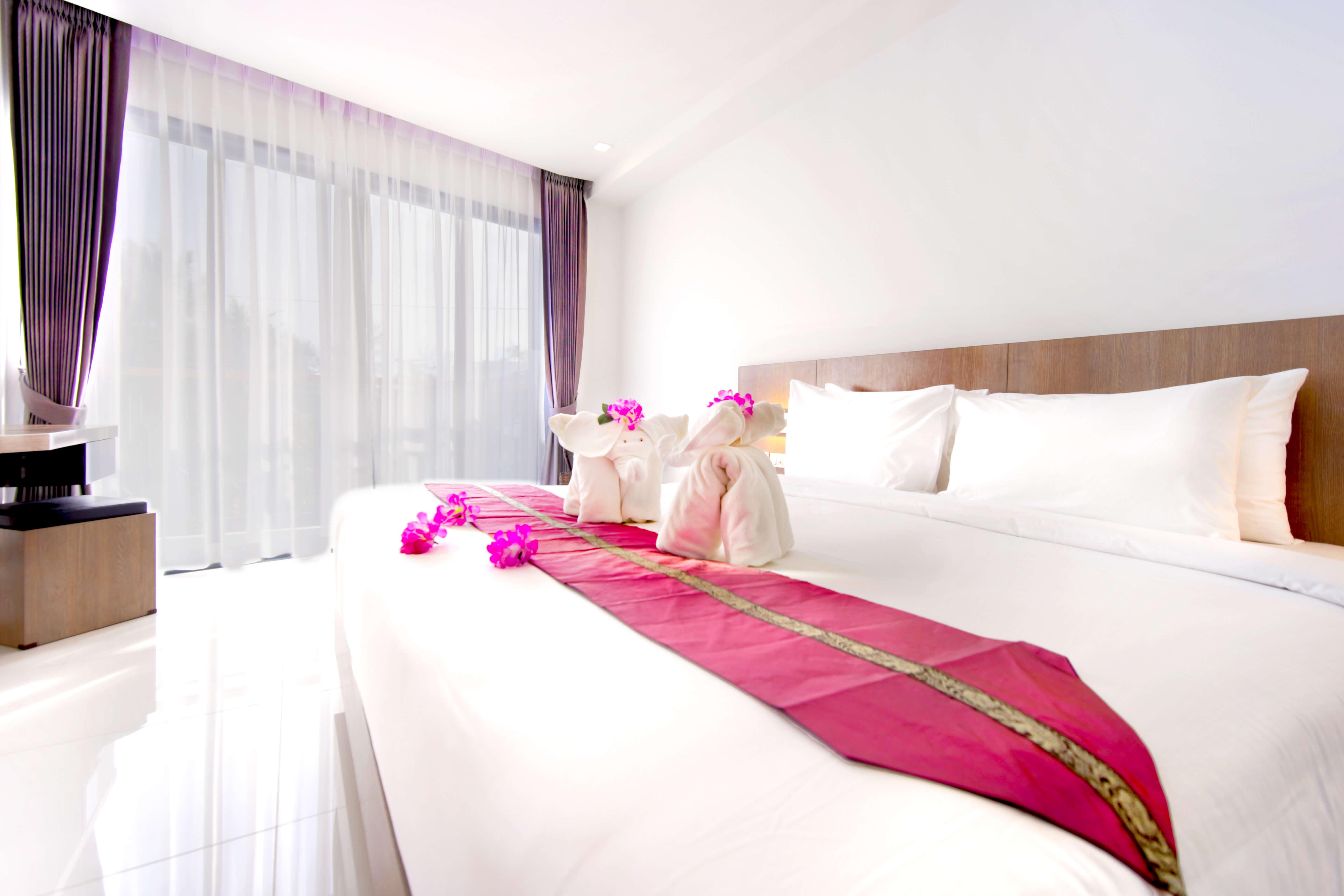 karon hotel room