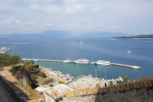 New Fortress, Corfu Town, Greece