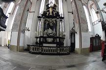 Sankt Jakobi Church, Lubeck, Germany