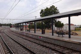 Железнодорожная станция  Blanes