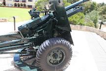 Leighton Battery Guns, Mosman Park, Australia