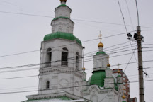 Intercession Cathedral, Krasnoyarsk, Russia