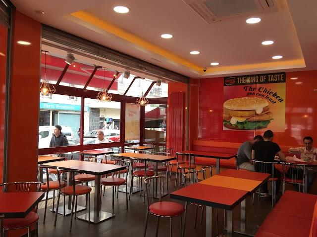 Chicken's King - Porte de Montreuil