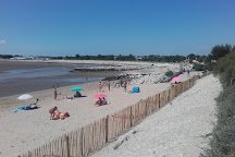 Plage d'Aytre, Aytre, France