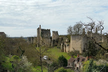 Chateau d'Angles-sur-l'Anglin, Angles sur l'Anglin, France