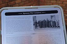 Japanese War Cemetery, Cowra, Australia