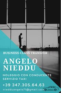Angelo Nieddu NCC e servizio taxi