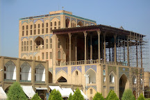 Ali Qapu Palace, Isfahan, Iran