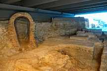 Archeological Crypt of the Parvis of Notre-Dame, Paris, France