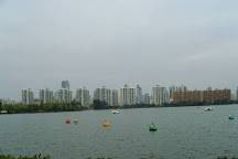 Mochou Lake, Nanjing, China