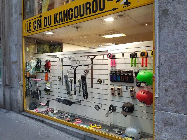 Le Cri du Kangourou