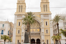 Cathedral of St. Vincent de Paul, Tunis, Tunisia