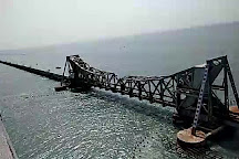 Adam's Bridge, Rameswaram, India