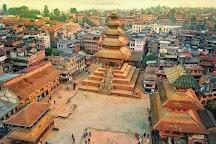 Taumadhi Square, Bhaktapur, Nepal
