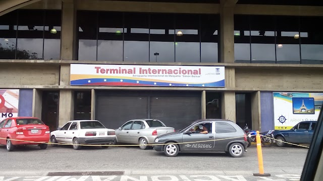 Simon Bolivar Int'l Airport