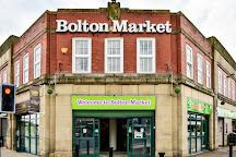 Bolton Market, Bolton, United Kingdom