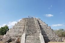 Mayapan Archaeological Zone, Merida, Mexico