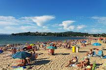 Praia Grande de Mino, Mino, Spain
