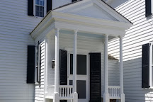 Eyre Hall, Cheriton, United States