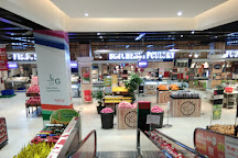 Transmart Carrefour, Balikpapan, Indonesia