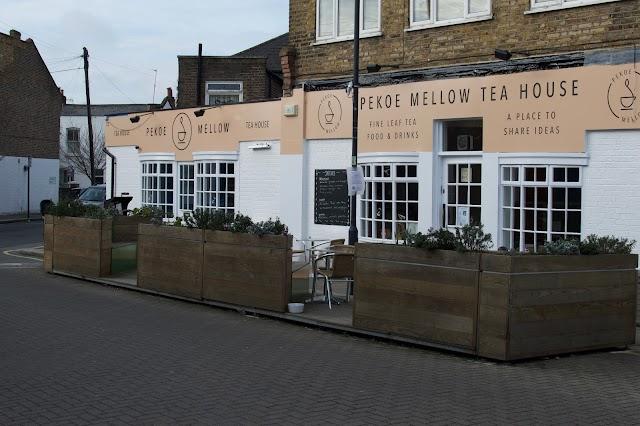 Pekoe Mellow Tea House