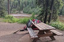 Pembina River Provincial Park, Entwistle, Canada