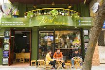 The First Travel, Hanoi, Vietnam