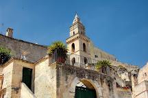 Chiesa rupestre di San Pietro Barisano, Matera, Italy