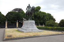 Monument to King Leopold II, Brussels, Belgium