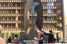 Picasso Statue, Chicago, United States