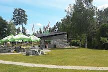 Mineralparken, Hornnes, Norway