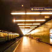 Станция  Budapest Népliget M