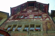 Museum Lindwurm, Stein am Rhein, Switzerland