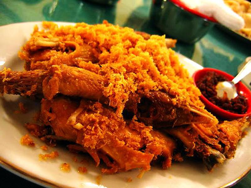 Ayam Goreng Kalasan Mbok Joyo