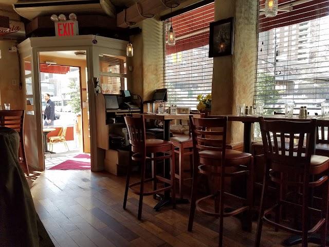 Dahlias Restaurant Tribeca