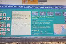 Cala Turqueta, Ciutadella, Spain