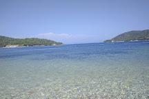 Beach Prirovo Vis, Vis, Croatia