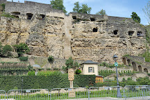 Casemates du Bock, Luxembourg City, Luxembourg