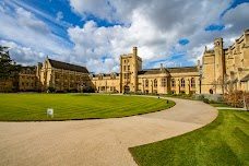 Mansfield College oxford
