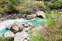 Atera Valley, Okuwa-mura, Japan