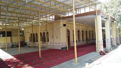 حضرت انس بن مالک (رض) جامع مسجد