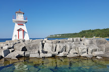 Lion's Head Lighthouse, Lion's Head, Canada