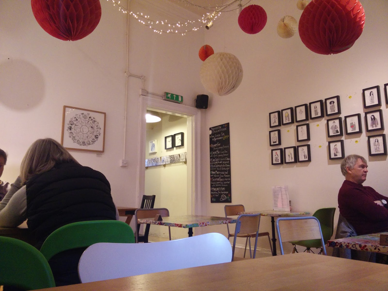 Broughton Delicatessen: A Work-Friendly Place in Edinburgh