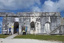 Fort Charlotte, Nassau, Bahamas