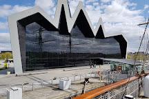 The Tall Ship at Riverside, Glasgow, United Kingdom
