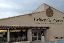 Cellier des Princes, Courthezon, France
