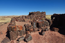 Agate House, Petrified Forest National Park, United States