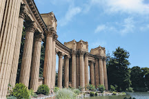 Palace of Fine Arts Theatre, San Francisco, United States