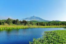 Mount Rishiri, Rishiri-cho, Japan