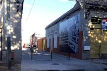 Calle Nueva York, Berisso, Argentina